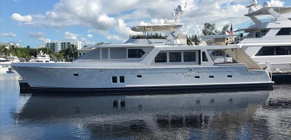 Let It Bee Charter Yacht