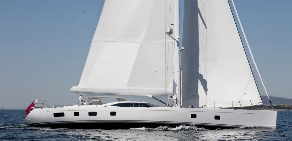 Thistle Charter Yacht