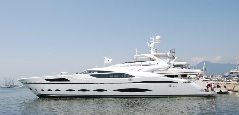 Fast & Furious Charter Yacht