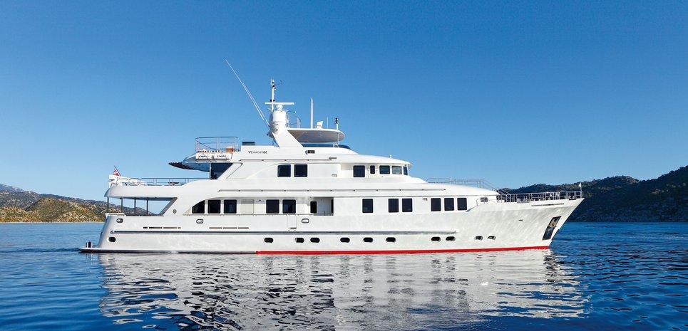 Metsuyan IV Charter Yacht