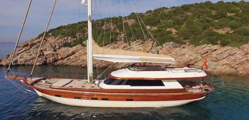 Daglarca Charter Yacht