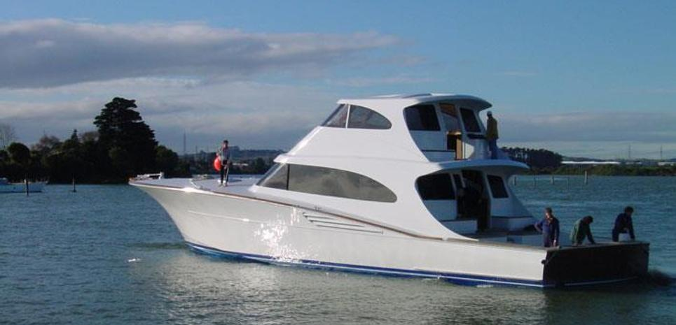 Snowgoose Charter Yacht