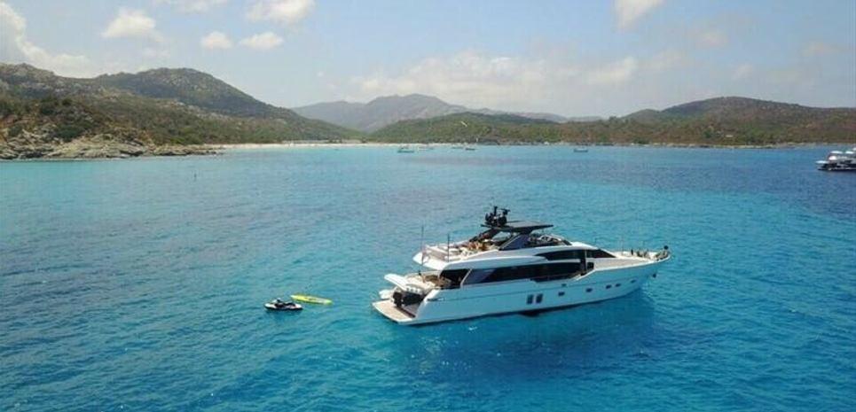 Ferrol Charter Yacht