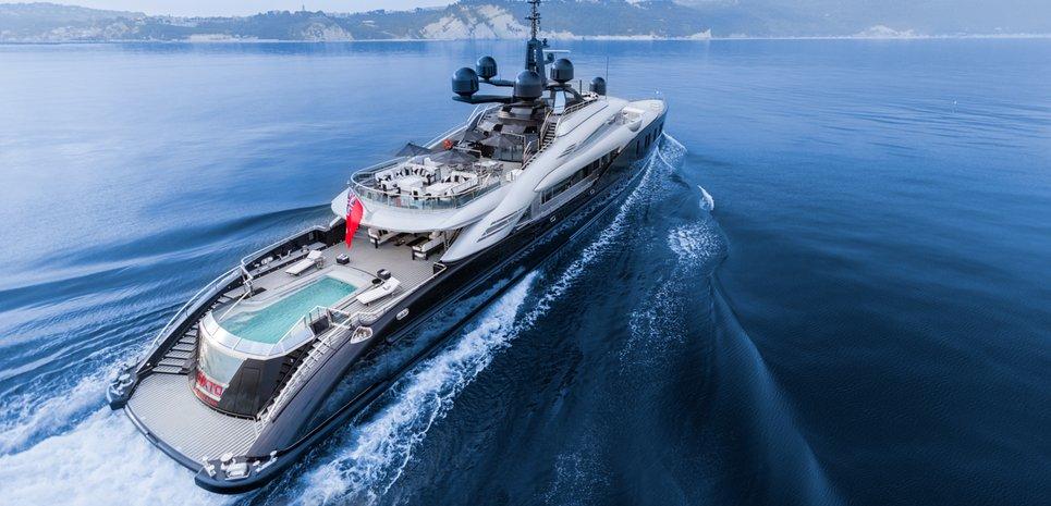 Okto Charter Yacht