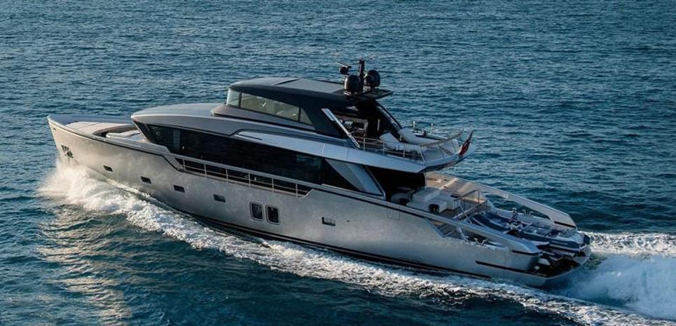 About Time Charter Yacht