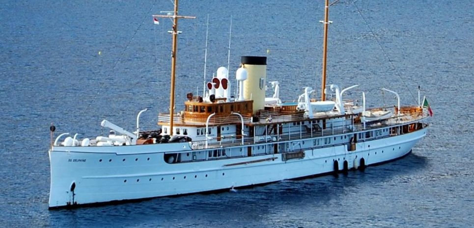 SS Delphine Charter Yacht