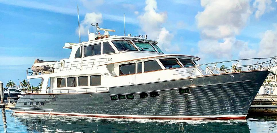 Exitus Charter Yacht