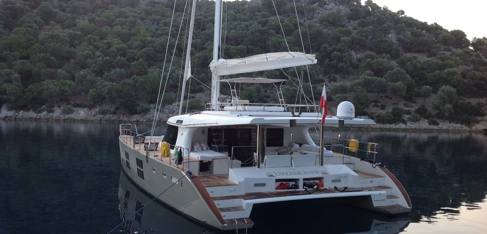 All View Charter Yacht