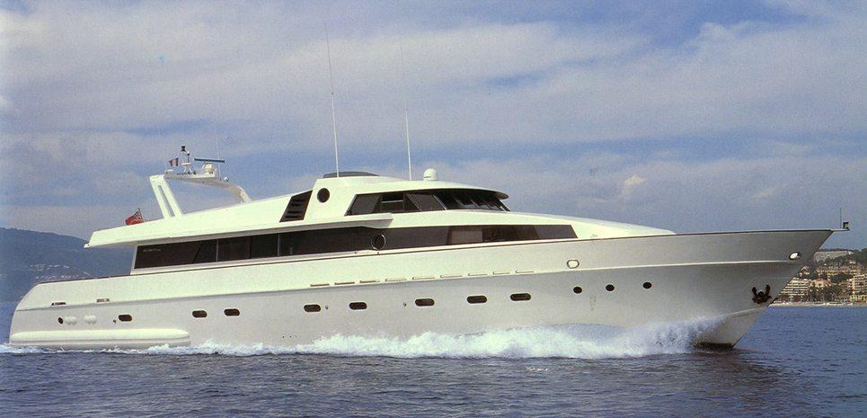 Sunny Dream Charter Yacht