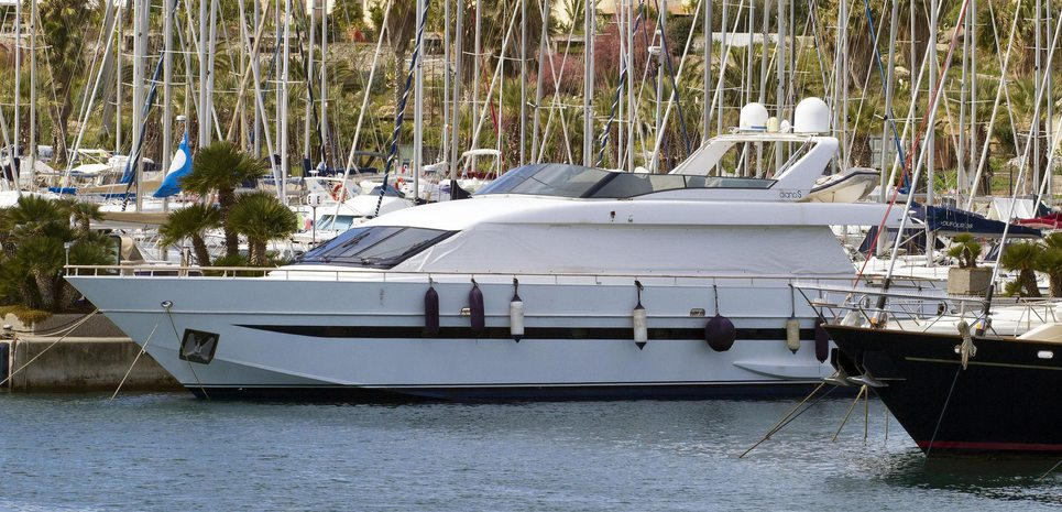 Charly Max Charter Yacht
