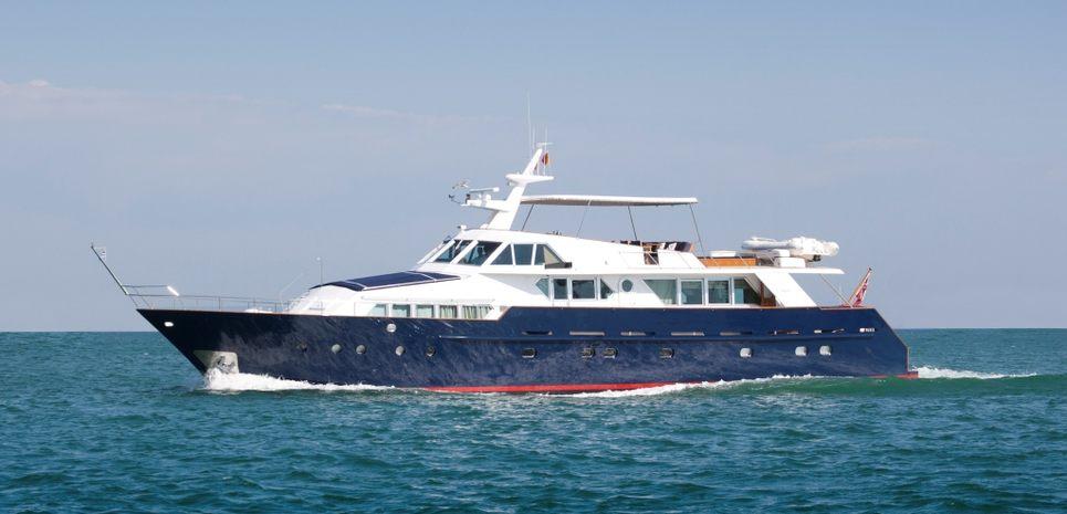Ayouchka Charter Yacht