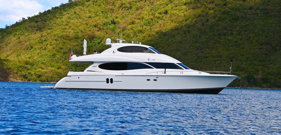 Gotcha Charter Yacht