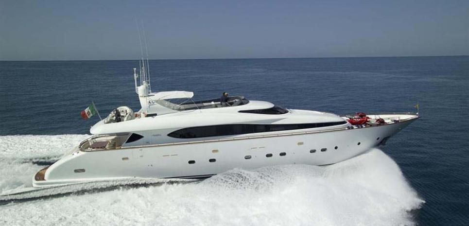 Why Worry Charter Yacht