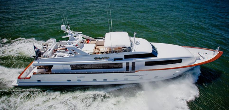 True Blue Charter Yacht