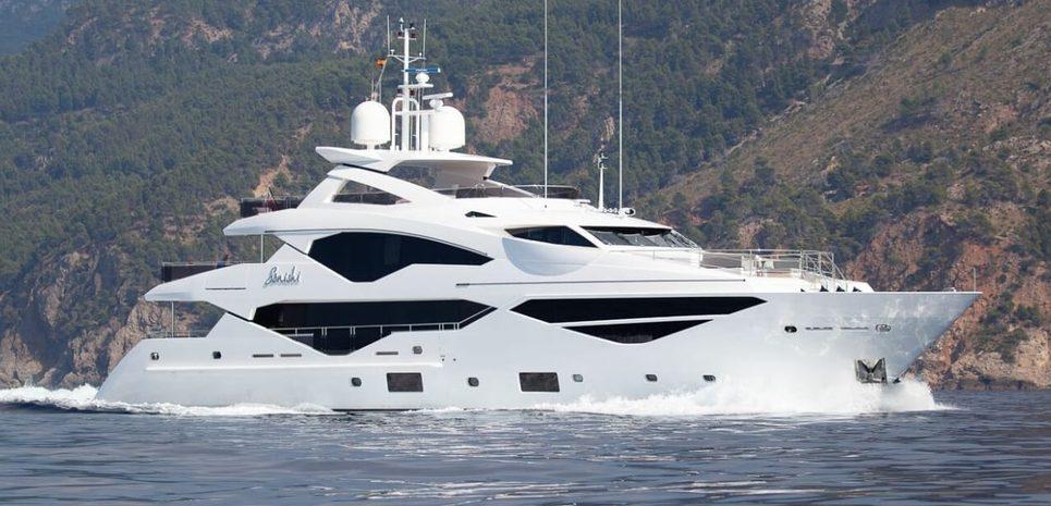 Sonishi Charter Yacht