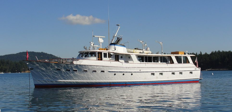 Sea Star Charter Yacht
