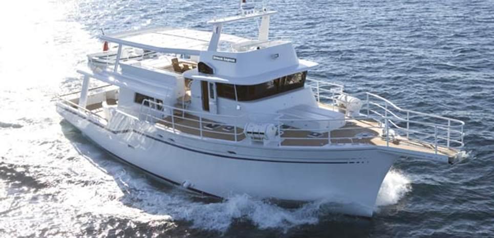 Dream Lagoon Charter Yacht