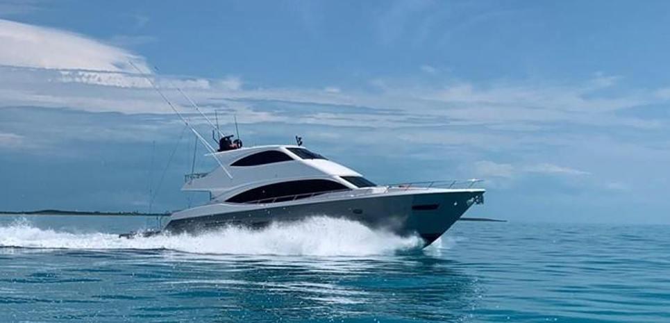 Finally Charter Yacht