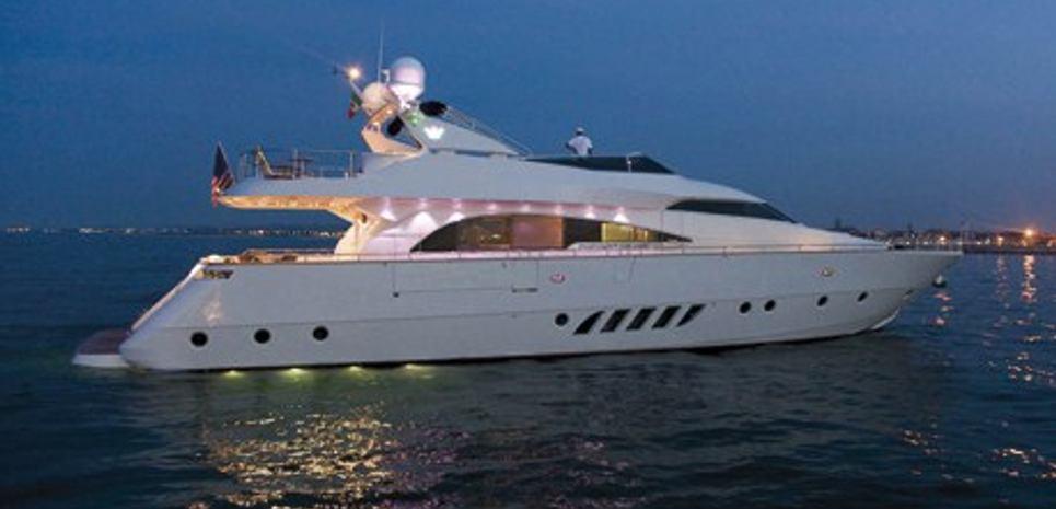 Freewind II Charter Yacht
