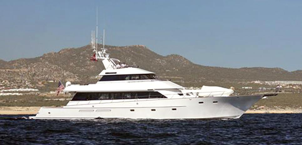 Mr Terrible Charter Yacht