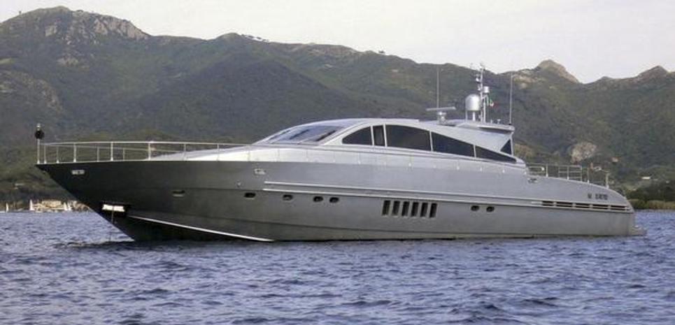 Zamboanga Charter Yacht