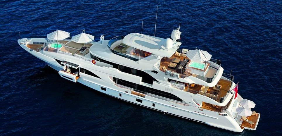 Patience Charter Yacht