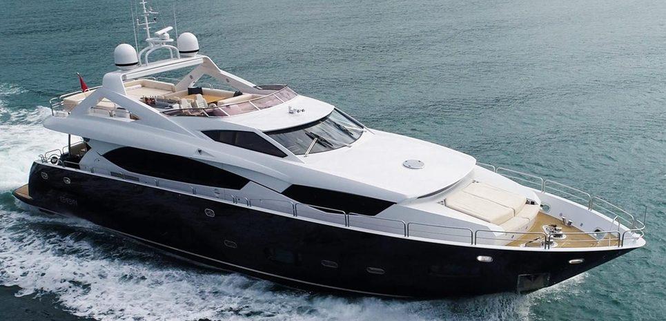 Coraysa Charter Yacht