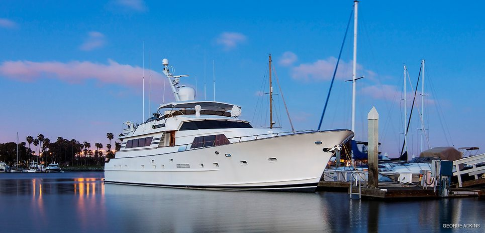 Carla Elena II Charter Yacht