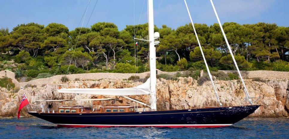 Atalante I Charter Yacht