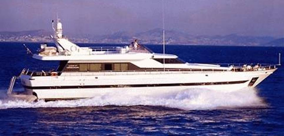 Akhir 27 Charter Yacht