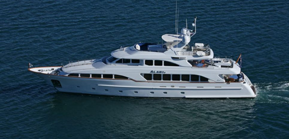 Alani II Charter Yacht