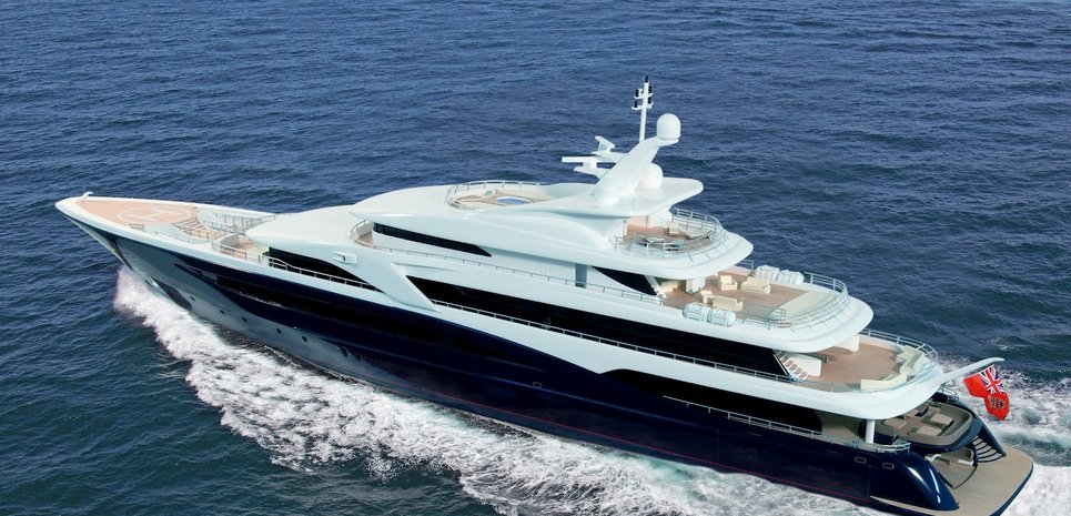 NB64 Charter Yacht