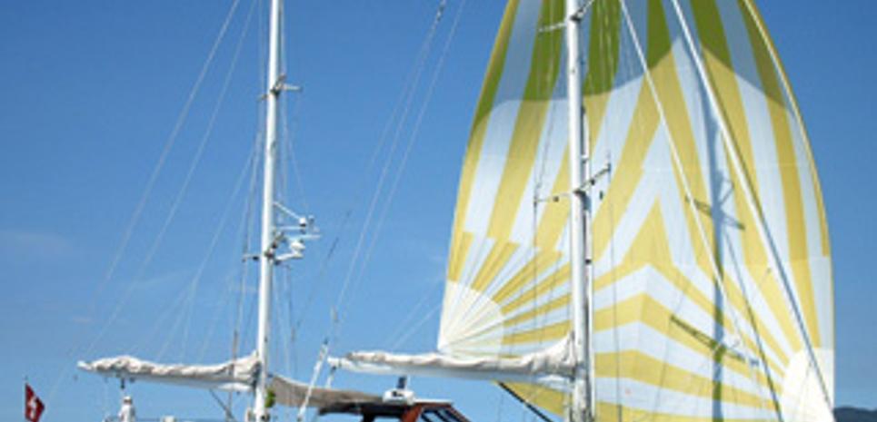 Colombaio Charter Yacht