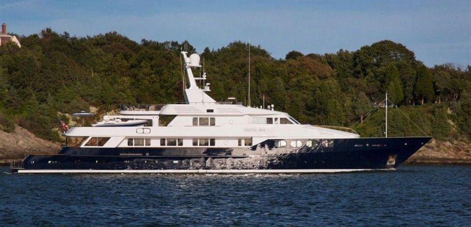Chantal Ma Vie Charter Yacht