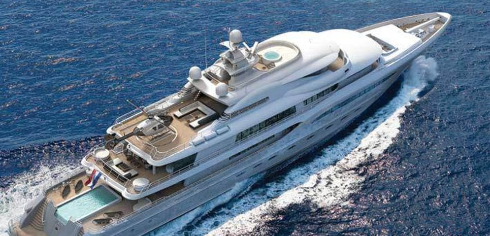 Plvs Vltra Charter Yacht