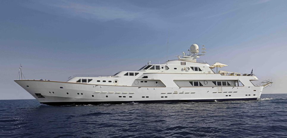 Anmad Charter Yacht