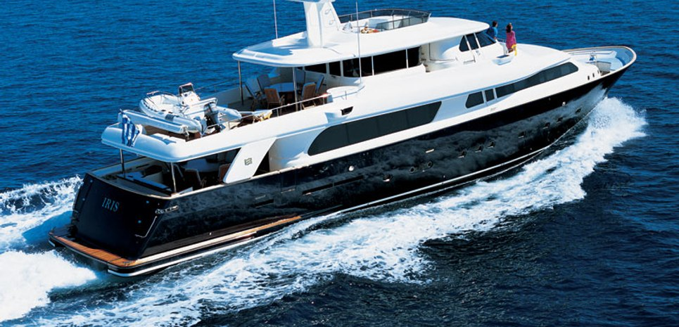 Shearwater Charter Yacht