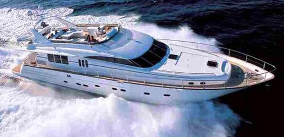 Blue Atoll Charter Yacht