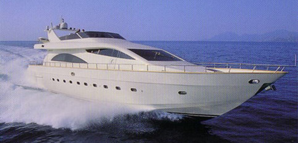 Angel-K Charter Yacht