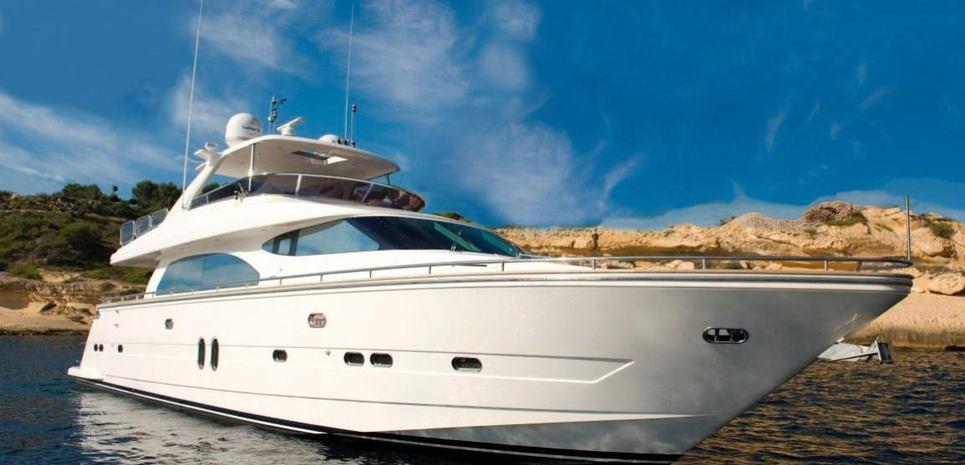 Awenasa Charter Yacht