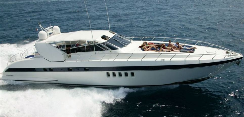 Miss Moneypenny Charter Yacht