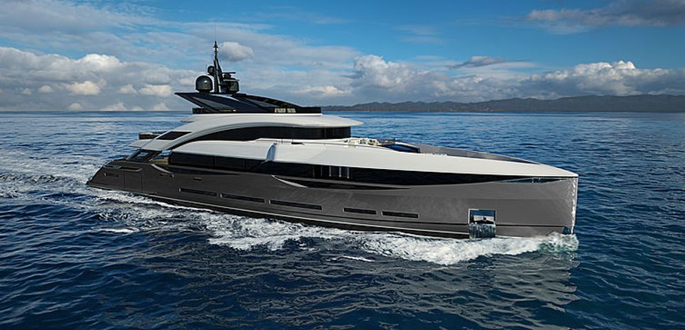 Isa 45 GT/02 Charter Yacht