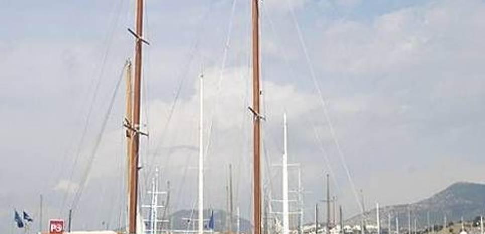 Faralina Charter Yacht