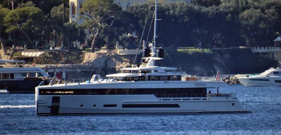 Club M Charter Yacht