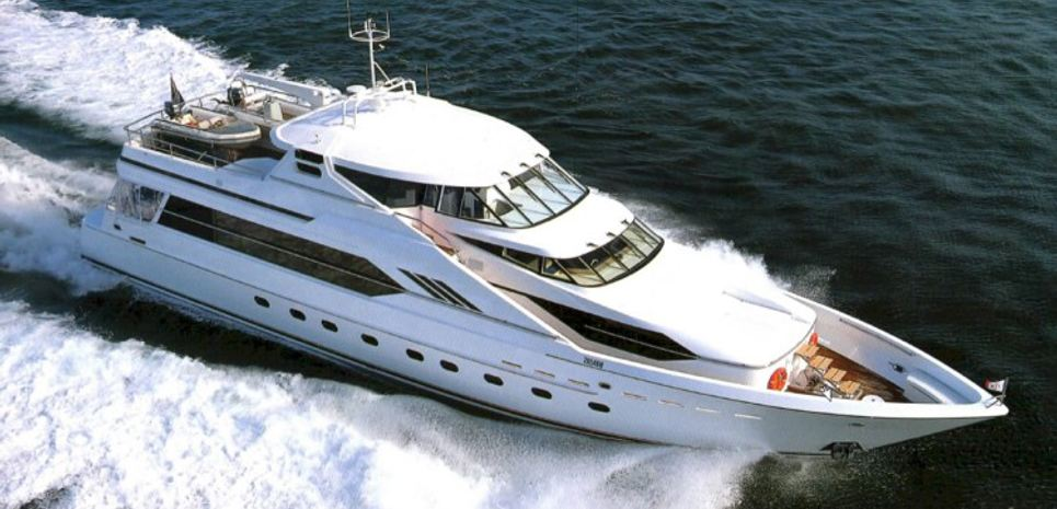 Export One Charter Yacht