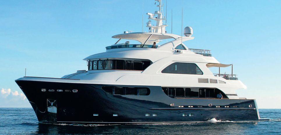 Jade 95 Charter Yacht