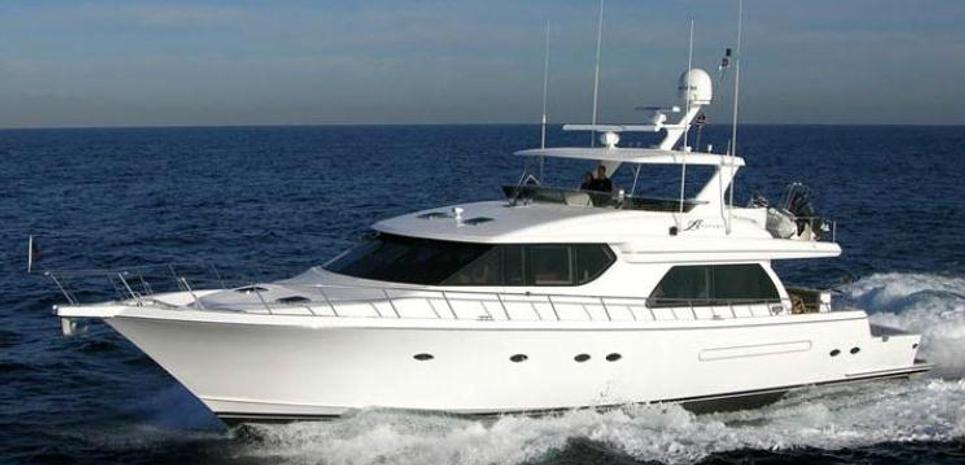 Outta Here II Charter Yacht