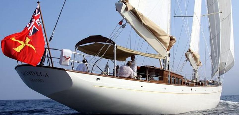 Shindela Charter Yacht