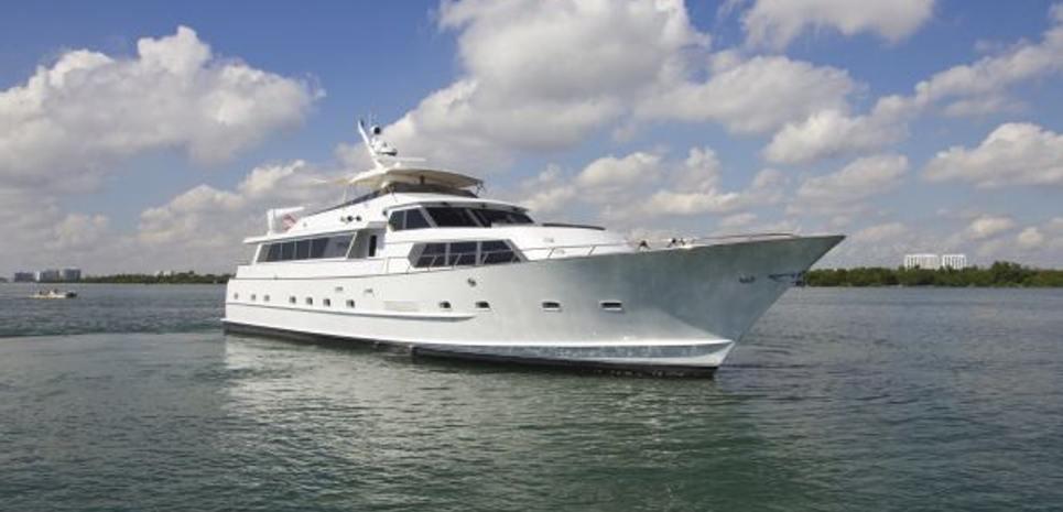 L'Esterel Charter Yacht