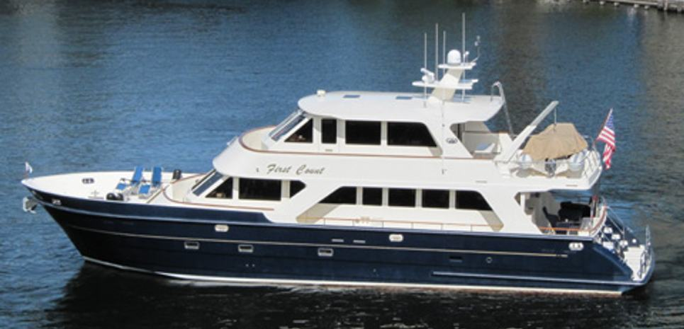 First Count Charter Yacht
